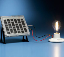 solar battery lighting